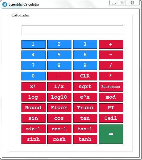 پروژه ماشین حساب مهندسی